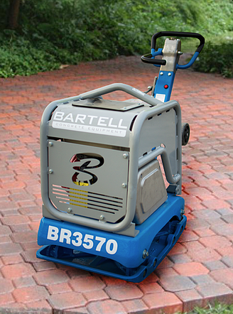 BR3570 on Pavers