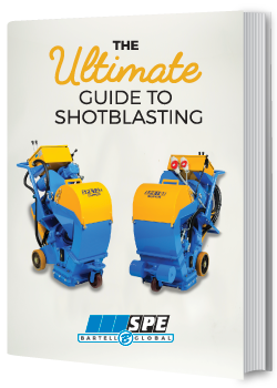 The Ultimate Guide to Shot Blasting Ebook-Cover